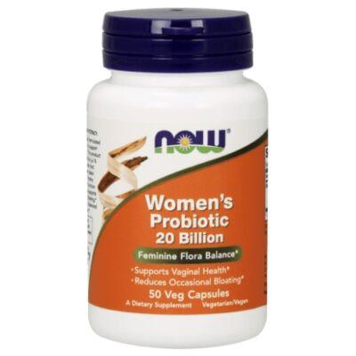NOW Women's Probiotic - Női probiotikum