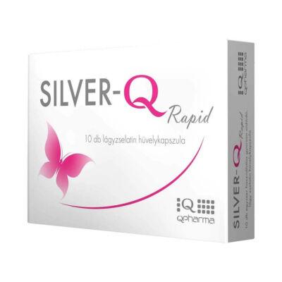 Silver-Q hüvelykapszula 10X