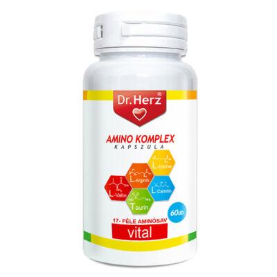 Dr. Herz Amino komplex 60 db kapszula