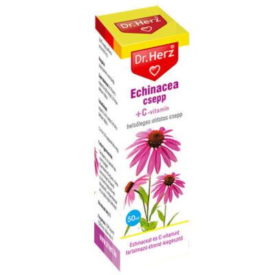 Dr. Herz Echinacea csepp C-vitaminnal 50ml