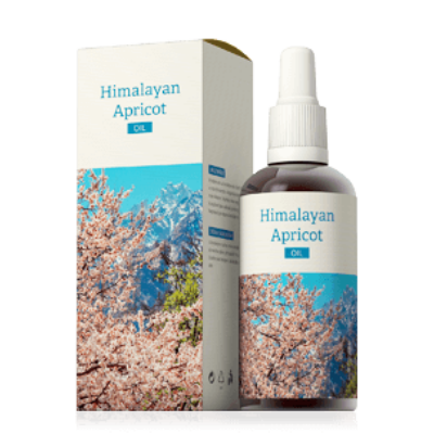 Energy Himalayan Apricot oil 100 ml