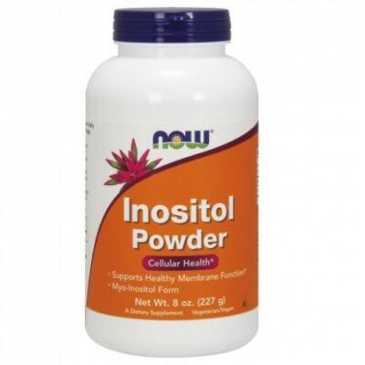 Now Inositol Powder Vegetarian - 8 oz. (226g) myo-inozitol