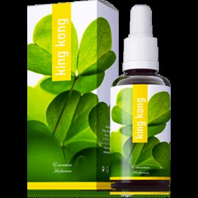 Energy King kong gyógynövény koncentrátum 30 ml