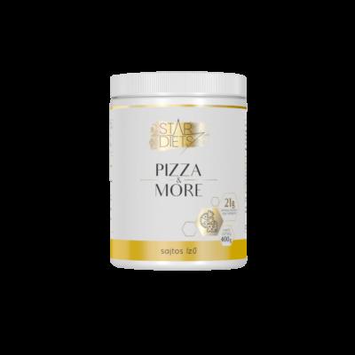 StarDiets Pizza&More – sajtos ízű pizza por 400g