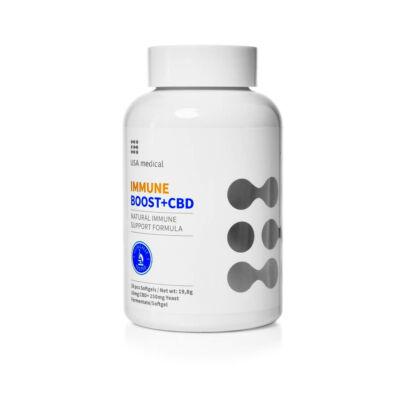USA medical Immune Boost + CBD - 30 db