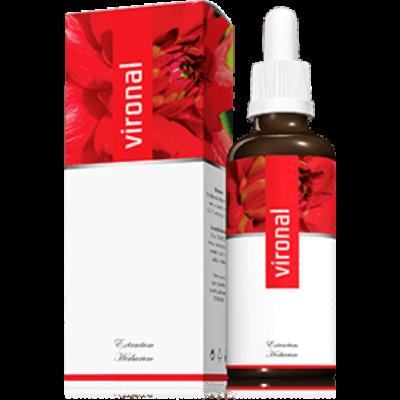 Energy Vironal gyógynövény koncentrátum 30 ml