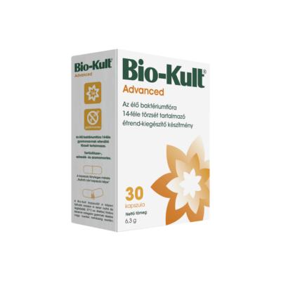 Bio-Kult Advanced 30 db kapszula