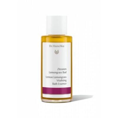 Dr. Hauschka Citrom-citromfű fürdő esszencia 100 ml