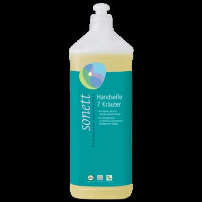 Sonett Folyékony szappan – hét gyógynövényes 1 l