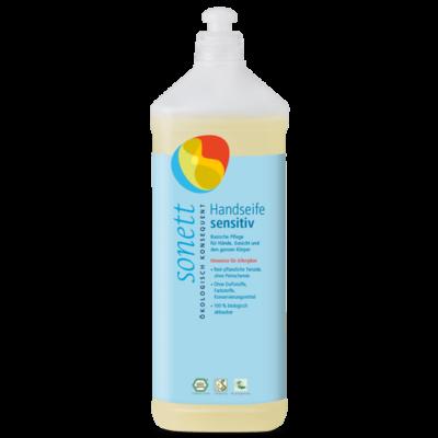 Sonett Folyékony szappan – szenzitív 1 liter