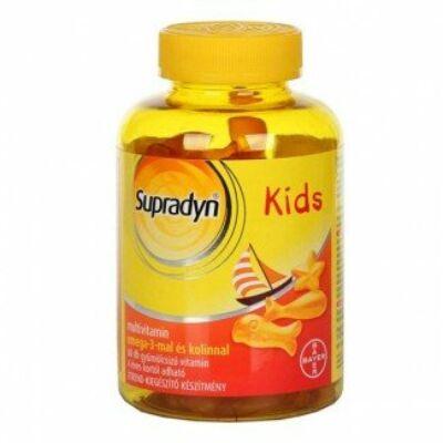 Supradyn Kids multivitamin gumicukor 60db