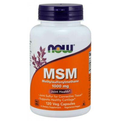 Now MSM 1000 mg 120 Veg Capsules