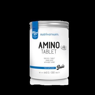 Nutriversum Amino Tablet - 350 tabletta - BASIC