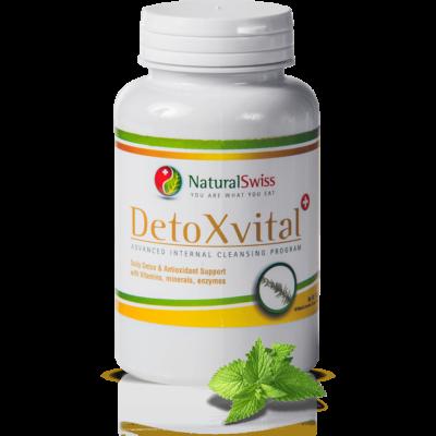 Detox Vital® Méregtelenítő Ingyenes kiszállítás