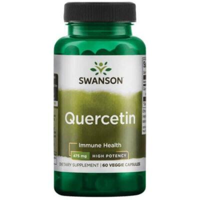 Swanson Quercetin 475 mg / 60 db
