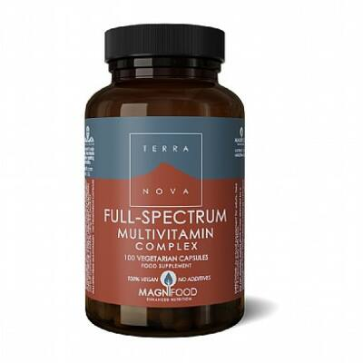 Living Full Spectrum Multivitamin 100 db Terranova