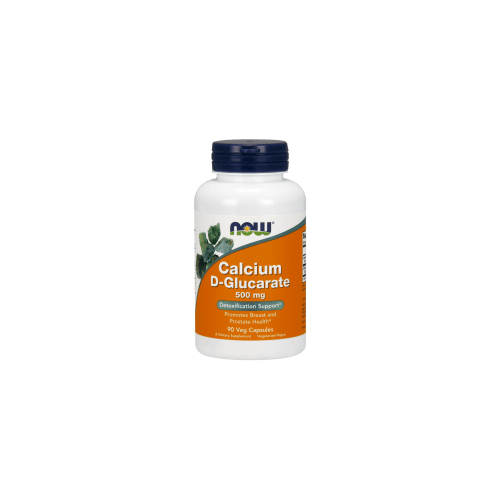 Now Calcium D-Glucarate 500 mg 90db
