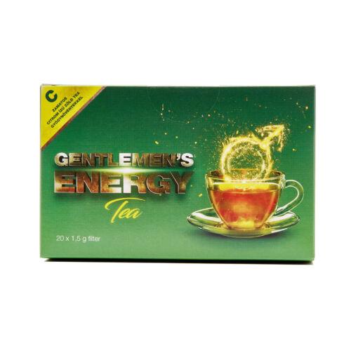 Gentlemen's Energy Citromos tea