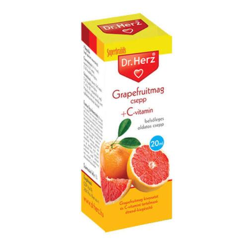 Dr. Herz Grapefruitmag csepp 20ml