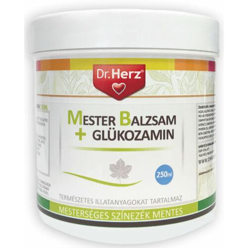 Dr. Herz Mesterbalzsam + Glükozamin 250 ml