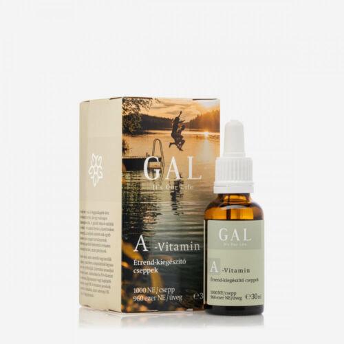 GAL A- vitamin 30 ml