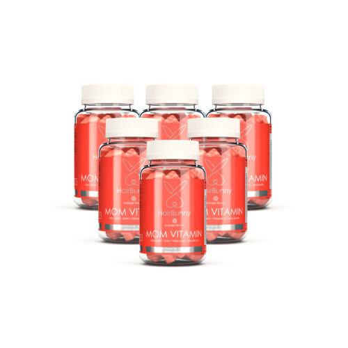 HairBunny MOM Terhesvitamin - 6 havi adag (360 db)