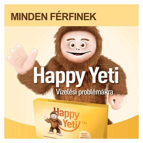 Happy Yeti prosztata kapszula 60 db