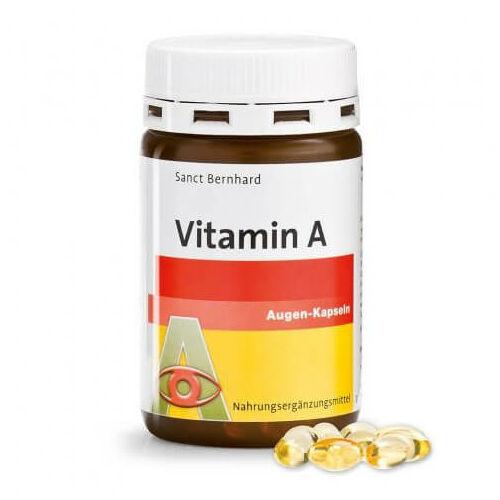 Sanct Bernhard A-vitamin kapszula 180 db