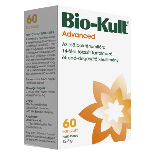 Bio-Kult Advanced 60 db kapszula