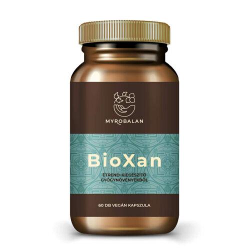 Myrobalan BioXan - kiegyensúlyozó gyógynövény kapszula