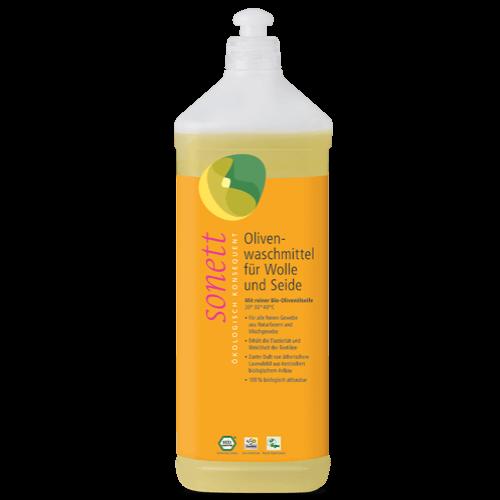 Sonett Folyékony mosószer gyapjúhoz és selyemhez – oliva 1 liter