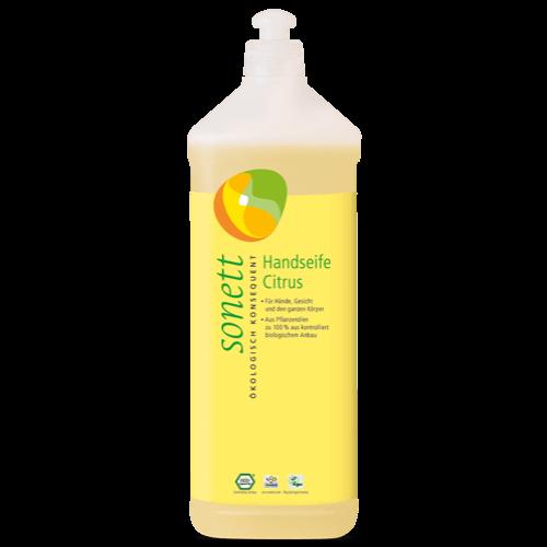 Sonett Mosogatószer – citrom 1 l