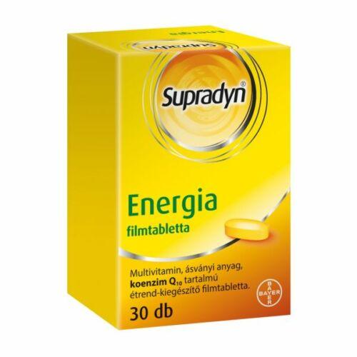 Supradyn Energia Filmtabletta  30x