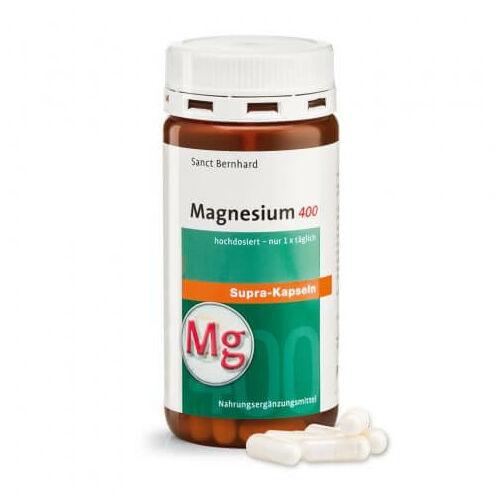 Sanct Bernhard Magnézium 400 mg 120 db kapszula