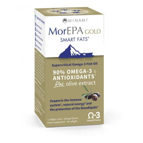 Minami Nutrition MorEPA Gold 30 db