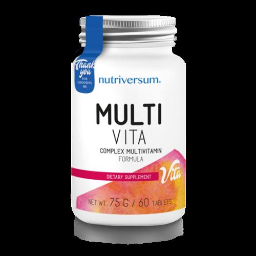 Nutriversum VITA - Multi Vita 60 tabletta