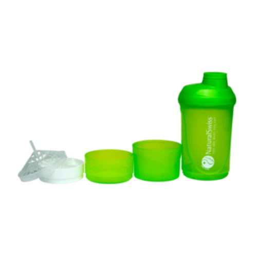 NaturalSwiss Shaker keverőpalack