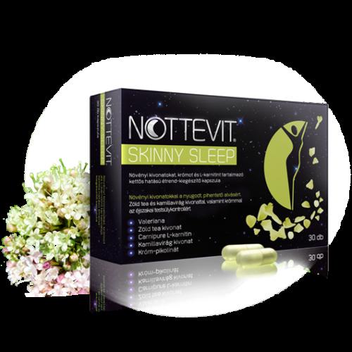 Nottevit Skinny Sleep 30 db
