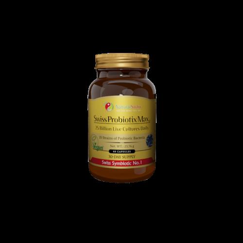 NaturalSwiss Probiotix Max