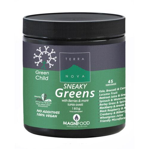 Living Sneaky Greens 180g Terranova