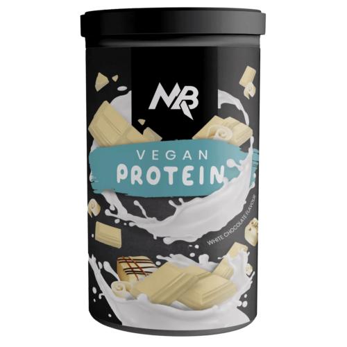 Magic body vegan protein-fehércsoki
