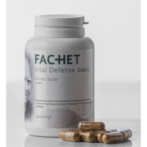 Fachet Vital Defense Basic Gyógygomba INGYEN szállítás